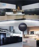 Praça Super Fino 1.8W LED luz de gabinete de mobiliário