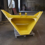 Pièce de machines de construction pour la position trapézoïdale de pièce d'assemblage d'excavatrice