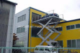 Elektrischer Tiefbauauto-Parken-Aufzug mit Scissor