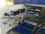Machine en plastique de soudage bout à bout de pipe de Sud800h