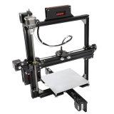 Anet 인쇄 크기 선택적인 알루미늄 프레임 Fdm 탁상용 3D 인쇄 기계