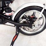 Vélo 36volt électrique se pliant reconnu par ce