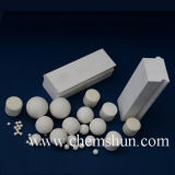 70% 90% 95% Alúmina molienda de bolas de bolas de cerámica para Mill