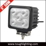 EMC genehmigte IP68 wasserdichtes 12V ein 5 Zoll-Quadrat CREE 50W LED Bergbau-Arbeits-Lichter