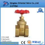 OEM Top Level Hot-Sale 200 Wog Brass Manual Gate Valve