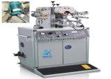 Halb automatische heiße Folien-Aushaumaschine für unregelmäßige Form