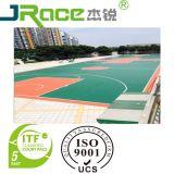 Les meilleures surfaces bien choisies de sport de tennis pour le basket-ball/court de tennis
