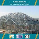 Prefab светлое здание пакгауза металла стальной рамки