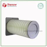 Cartuccia di filtro quadrata dalla protezione di estremità