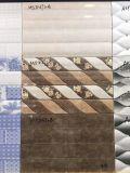 2 cuarto de baño de mármol de colores de la onda de impresión 3D de pared de azulejos de cerámica