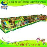 Les enfants de nouvelles pêches commerciales Terrain de jeux intérieur doux en plastique
