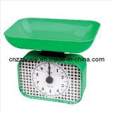 10kg Plastic Kitchen Scale Zzsp-501