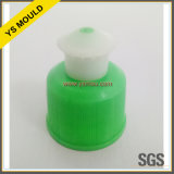 Molde plástico do tampão de frasco da bebida da injeção