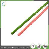 Tige en fibre de verre Pullttrusion personnalisé mât télescopique