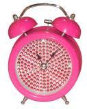 Le métal Bell Alarm Clock (KV204B-1)