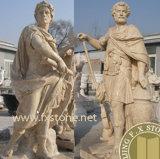 Estátua romana da escultura
