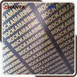 Rockamarine Pappel-Film stellte Furnierholz mit bestem Preis gegenüber