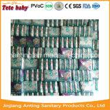 Frohe Baby-Baby-Windeln, Wegwerfbaby-Windel-bester Verkauf in Afrika