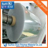 Produto comestível rolo de película plástico do animal de estimação de 350 mícrons para o vácuo que dá forma ao empacotamento