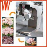 Machine professionnelle de coupe d'oie au canard au poulet