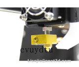 ABS van de Druk PLA van Heatbed van de Extruder van Bowden van de Uitrustingen van de Printer DIY van de verkoop 3D Mk8 3D Auto die van Steunen de Facultatieve 8GB Kaart van BR nivelleren