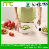 Eco en PVC transparent envelopper de film étirable de qualité alimentaire