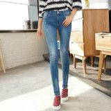 Denim Jean Factory de qualité de Madame bon marché
