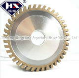 Segment Flat Diamond Grinding Wheel pour Glass