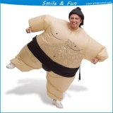 당을%s 팽창된 Sumo 뚱뚱한 한 벌 복장