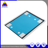 Kundenspezifischer Papierdrucken-Kennsatz-anhaftender Aufkleber für schützenden Film