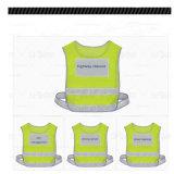 3m Reflectante Trabajar Camiseta de desgaste para hombres (QF583)