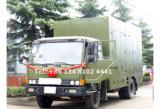 Groupe électrogène diesel portatif de groupe électrogène de remorque de 800 kilowatts