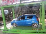 二重車の上昇の油圧見えない屋根が付いている車の上昇を切る