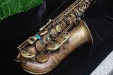 Unlacquered Saxofoon van de Alt van de Legering van het Koper Professionele (pa-660UL)