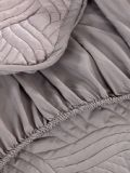 Protezione imbottente del materasso o cotone misura 100% dello strato /Polyester