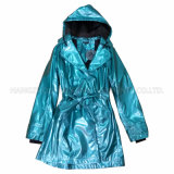 Unità di elaborazione Blue Hooded Raincoat per Adult