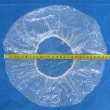 Tampão de chuveiro Transparente PE descartável em diferentes pacotes individuais