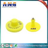 TPU de Longo Alcance Lf marca auricular de identificação do animal de RFID