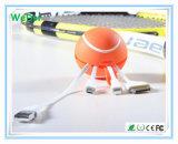 Nuovi 3 in 1 alta qualità del cavo del USB e nel basso costo (WY-CA34)