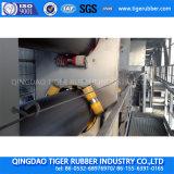 Nastro trasportatore di gomma di nylon tubolare di gomma della cinghia di gomma del trasportatore del tubo del sistema di trasportatore