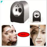 Analyseur magique professionnel de peau de miroir du matériel 3D de salon de beauté pour l'appareil de contrôle de face