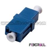 LC / PC Sm Simplex adaptador de fibra óptica con la huella corta