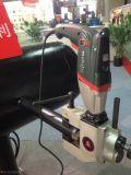 Cutting&Beveling機械に溝を彫るIscの炭素鋼のステンレス鋼