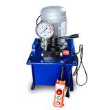 Zb3 de Hete Pomp van de Olie van de Hoge druk van het Pak van de Macht van de Verkoop 700bar Draagbare Kleine Hydraulische 220V Elektrische