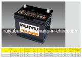 12V60Ah JIS 55D23r batería de coche de automoción