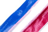 Fecho à prova de água com fita vermelha e azul/Extrator de fantasia/Qualidade Superior