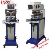 En-C125/1d escogen la impresora de la pista de la taza de la tinta del color con dos pistas