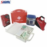 Práctico kit de primeros auxilios o Camping Kit de emergencia