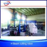 H-Strahlungswinkel-Stab-Kanal-Ausschnitt-fertig werdener Roboter