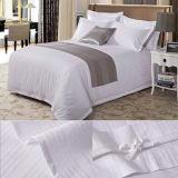豪華な縞デザイン60s綿のセットされる高密度Percaleの寝具(DPFB80109)